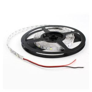 Image of   5m LED strip, Varm hvid, 30 LED, 4,8w pr. meter