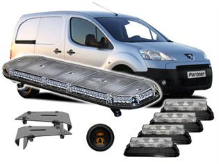 LED Flash-Kit, Partner/Berlingo