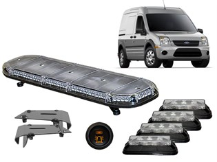 LED Flash-Kit til Ford Transit Connect