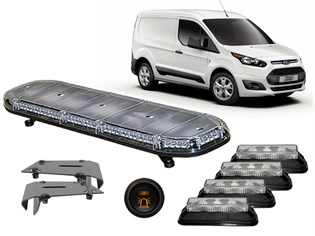 LED Flash-Kit, Ford Transit Connect 2014