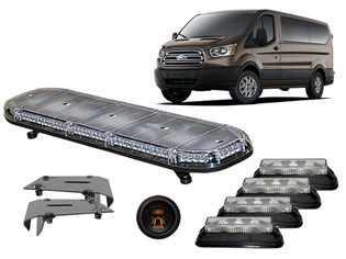LED Flash-Kit til Ford Transit