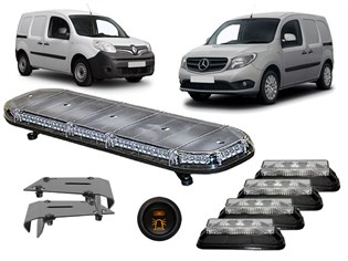 LED Flash-Kit, MB Citan/Renault Kangoo