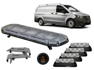LED Flash-Kit, Mercedes Vito
