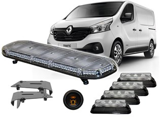 LED Flash-Kit, Trafic/Vivaro/Primastar