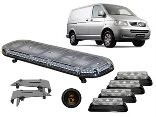 LED Flash-Kit, VW Transporter T5