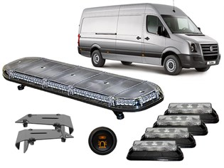 LED Flash-Kit, VW Crafter