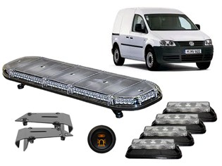 LED Flash-Kit, VW Caddy