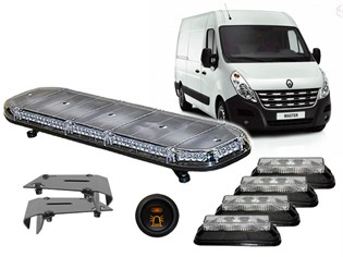 LED Flash-Kit, Renault Master