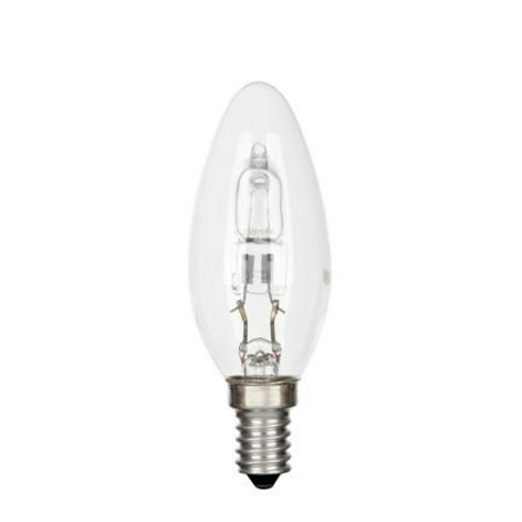 Image of   E14 Eco Halogen, C35 20 watt, 230v
