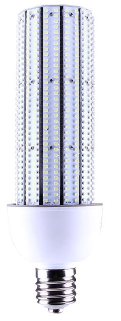 Image of   E40 - 60W, LED pære - erstatning for 200w Metalhalogen Neutral hvid