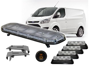 LED Flash-Kit til Ford Transit Custom
