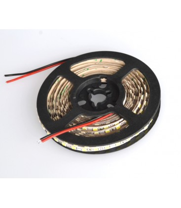 7,2W LED strip 8mm bred - 5m - 120 LED pr. meter Blå