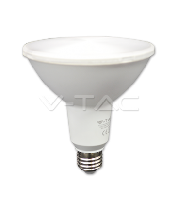 Image of   15 Watt LED spotpære - Par38 Neutral hvid