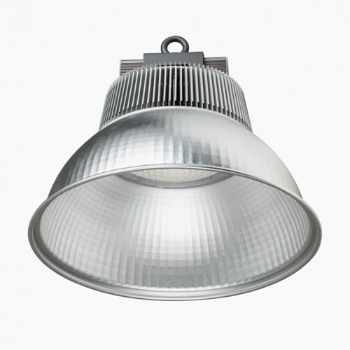 High bay led lampe - 50w, 6200lm, 90/120 grader Neutral hvid 120°