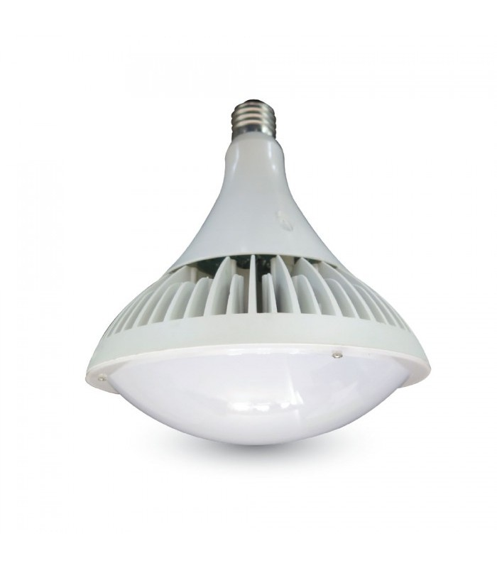 Image of   E40 - 85W LED Pære, 6800 Lumen i Aluminium Hus Neutral hvid